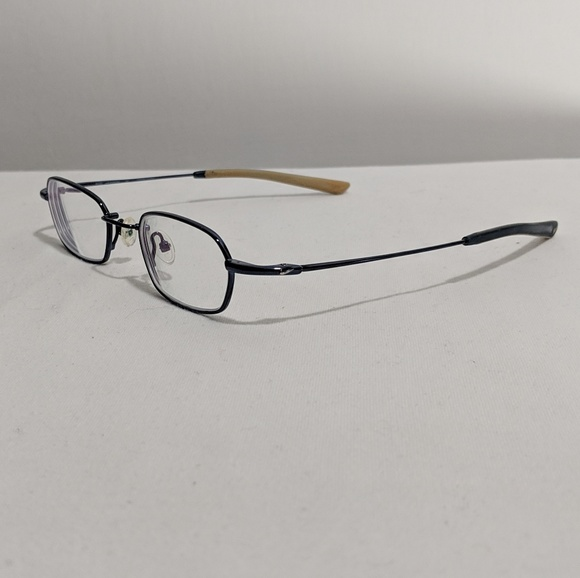 Nike Other - Nike with Flexon 4621 Lightweight Blue Glasses